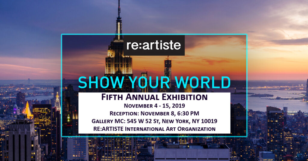 Show Your World. New York 2019
