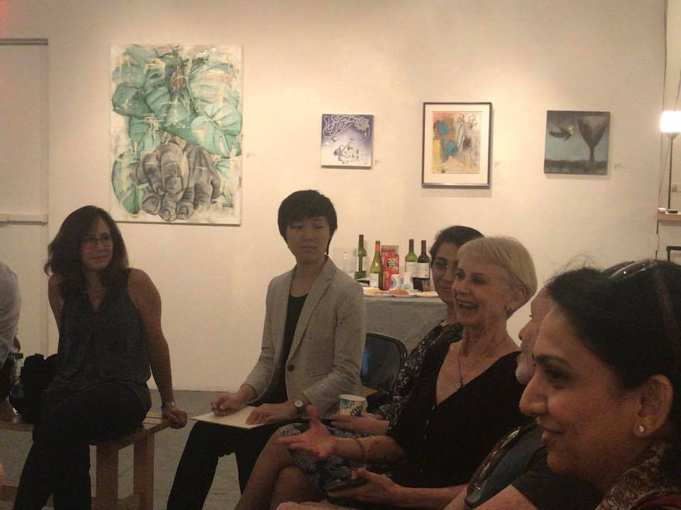 MC Gallery New York  2018