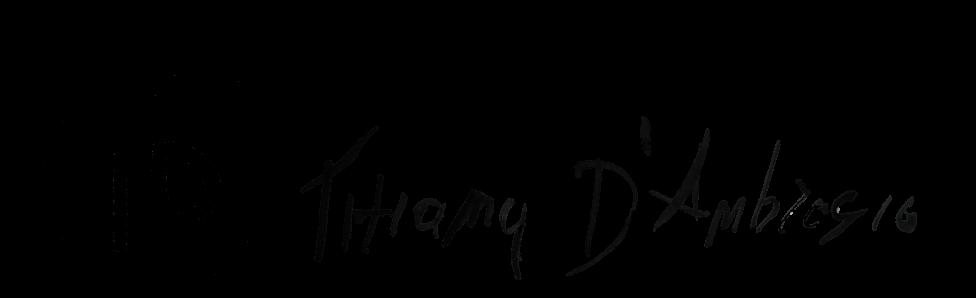 Tiziana D'Ambrosio Logo